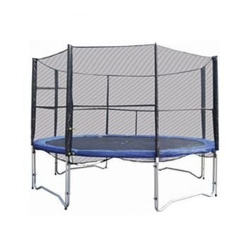 Super Jumper 12 ft. Trampoline with Enclosure - Trampolines at Hayneedle