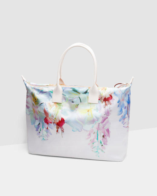 5e45e87fe Hanging Gardens large tote bag - Baby from Ted Baker