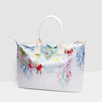 Hanging Gardens large tote bag - Baby Pink | Bags | Ted Baker UK