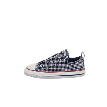 Toddler Converse CT Simple Slip - Navy/White