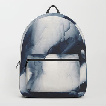Lonely Life Backpack by duckyb