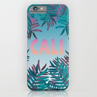 CALI VIBES iPhone & iPod Case by Nika | Society6