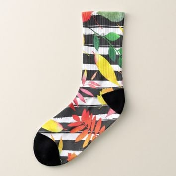 Autumn Colors Socks