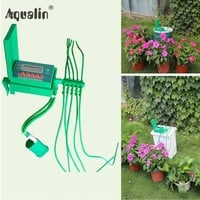 Automated Watering System with Smart Controller - Custom Drip System