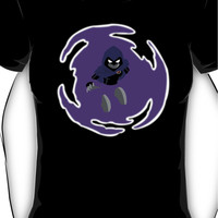 Teen Titans - Raven breaks through Women's T-Shirt