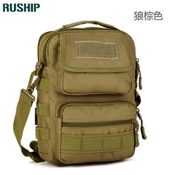 Sports gym bag Tactical Hunting Military Messenger Bag Travel Hike Handbags Nylon 1000D Waterproof Man Crossbody Shoulder Bag Outdoor Handbags KO_5_1