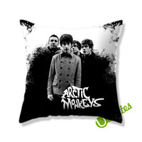 Artic Monkeys Square Pillow Cover