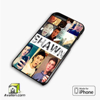 Shawn Mendes 2 iPhone 6 plus Case Cover by Avallen