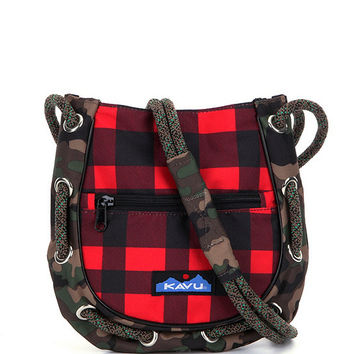 Kavu Slingshot Cross-Body Bag | Dillards