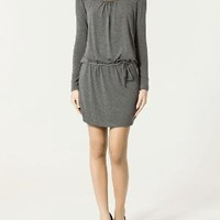 KNIT DRESS  - ZARA United States