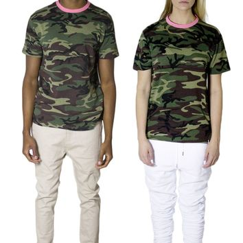 The CXX Contrast Camo Tee