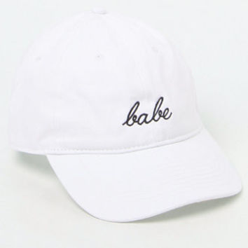 LA Hearts Babe Baseball Cap at PacSun.com
