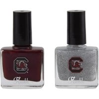 South Carolina Gamecocks Nail Duo 2-Pack Nail Polish