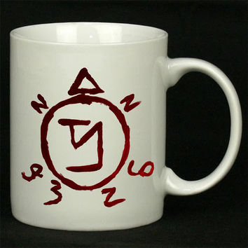 Supernatural Spell For Ceramic Mugs Coffee *