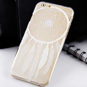 LMFIH3 Iphone6s protective case phone shell creative cute soft shell