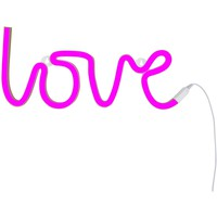 A Little Lovely Company Neon style light: Love– Pink