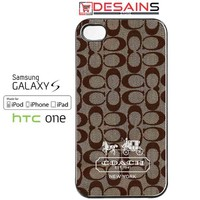 Coach est 1941 New york for iphone cases samsung HTC