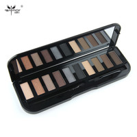 New High Quality 10 Color Eyeshadow Makeup Palette With Luminous and Matte for Choosing