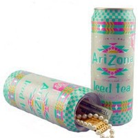 Can Safe Arizona Ice Tea