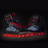 Atlas LED Light Up Sneakers | Patricia Field