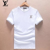 Louis Vuitton Fashion Casual Shirt Top Tee-38