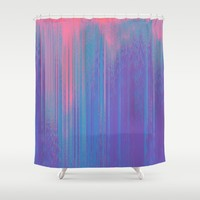 Rock Candy Shower Curtain by DuckyB