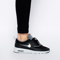 Nike Air Max Thea Black Trainers