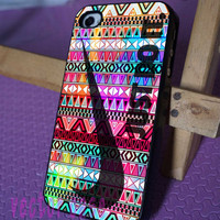colorful aztec nike just do it  case iphone 4/4s case, iphone 5/5s case, iphone 5c case, samsung galaxy s3/s4/s5 case, ipod case