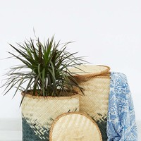 Woven Laundry Basket Set - Urban Outfitters