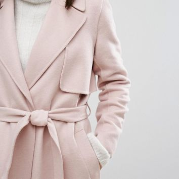 Selected Smart Coat at asos.com