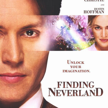 Finding Neverland 11x17 Movie Poster (2004)