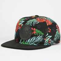 Neff Astro Floral Mens Snapback Black Combo One Size For Men 25166814901