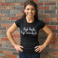 Southern Darlin' High Heels Tee