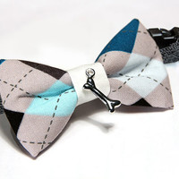 Dog Collar, Cat Collar, Bow Tie wtih Charms