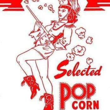 Majorette Selected Pop Corn (Fine Art Giclee)