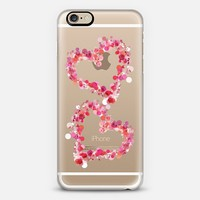 Two Hearts iPhone 6s case by Lisa Argyropoulos | Casetify