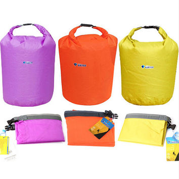 Portable 20 L Waterproof Dry Bag Storage Outdoor Camping