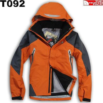 Men's Hooded Windproof Waterproof Jackets