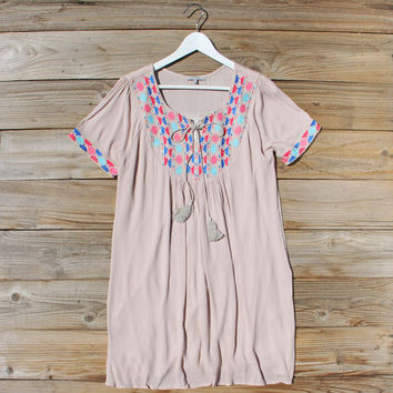 Mexican Tunic Dress