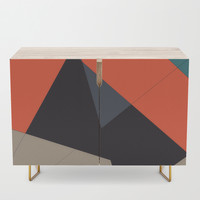 Over the Town Credenza by duckyb