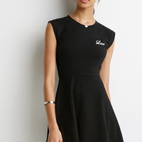 Love Fit & Flare Dress