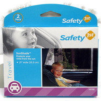Safety 1st 2-Pack Sunshade
