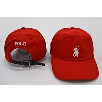 Perfect Polo Ralph Lauren Women Men Embroidery Sport Sunhat Baseball Cap Hat Tagre™