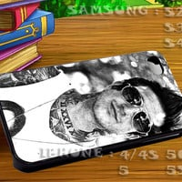 Of Mice And Men Band Personalized For iphone 4 iphone 5 samsung galaxy s4 / s3 / s2 Case Or Cover Phone.
