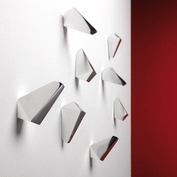 Coat rack / wall hook INNY by Hermann Schwerter | design Caramel Architekten