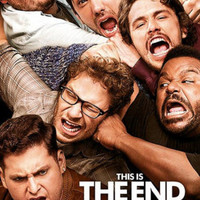 This Is the End One Sheet Movie Poster