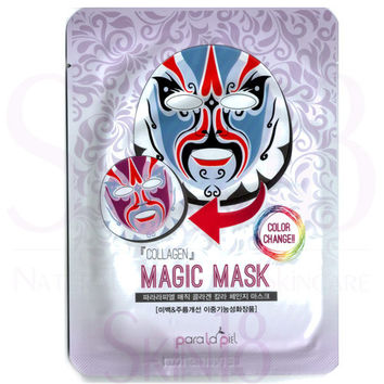 Paralapiel Magic Color Change Character Mask (Collagen)