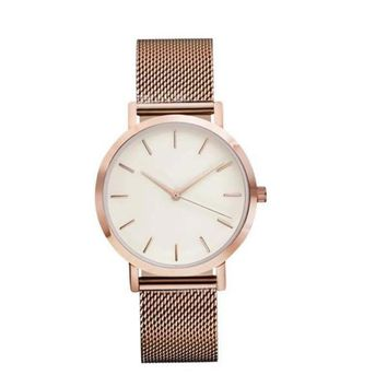 Ladies Stainless Quartz