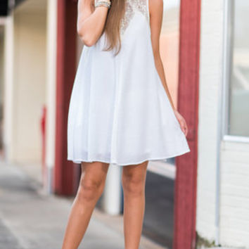Delicate Beauty Dress, Ivory
