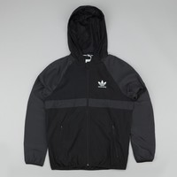 Adidas ADV Wind Jacket - Black / Carbon